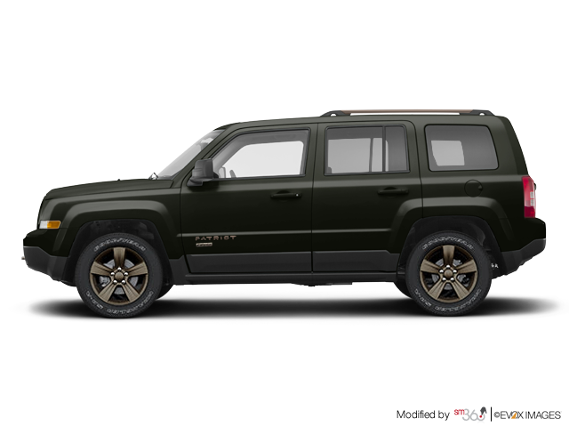 dumont chrysler new 2017 jeep patriot 75th anniversary for sale in baie comeauicicicicicic. Black Bedroom Furniture Sets. Home Design Ideas