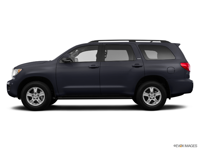 Amherst Toyota | New 2017 Toyota Sequoia SR5 5,7L for sale in Amherst