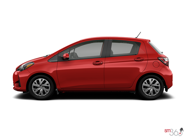 st basile toyota toyota yaris hatchback le 5 portes 2018 vendre saint basile le grand. Black Bedroom Furniture Sets. Home Design Ideas