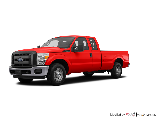 F350 4X4 - REGULAR CAB
