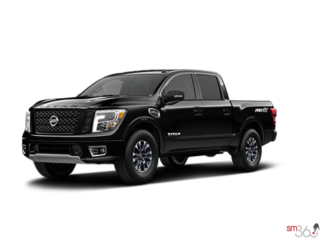new 2017 nissan titan crew cab pro 4x 4x4 for sale in grand falls senechal nissan in grand. Black Bedroom Furniture Sets. Home Design Ideas