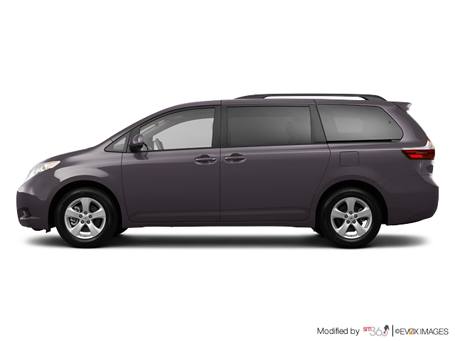 2017 Toyota Sienna Le 8 Passenger V6 Neuf En Inventaire Angers Toyota Saint Hyacinthe