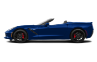 2017  Corvette Convertible Stingray