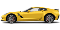 Chevrolet Corvette Coupé Grand Sport  2017