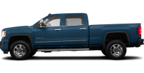 GMC Sierra 2500 HD  2017