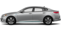 Kia Optima PHEV  2017