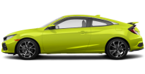 Honda Civic Coupé  2019