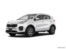 2018 Kia SPORTAGE 2.0L SX TURBO TI CUIR BEIGE CANYON SX TURBO