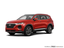 Hyundai Santa Fe Luxury with dark chrome  2019