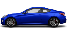 Genesis Coupe 2016