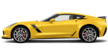 Corvette Coupé Grand Sport 2017