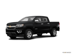 2016 Chevrolet COLORADO 4WD CREW CAB LT LONG BOX (4LT)