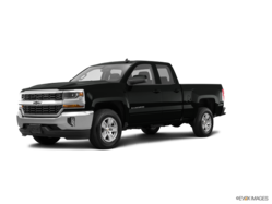 2016 Chevrolet K1500 SILVERADO DOUBLE CAB LT STD/BOX (1LT) TRUE NORTH ED