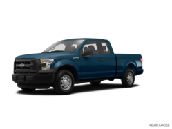 2016 FORD TRUCKS F150 4X4 - SUPERCAB 100A