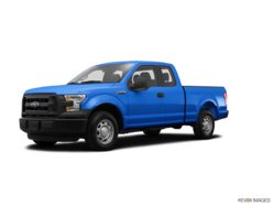 2016 FORD TRUCKS F150 4X4 - SUPERCREW 300A