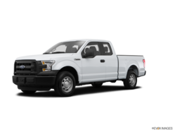 FORD TRUCKS F150 4X4 - SUPERCREW 502A  2016