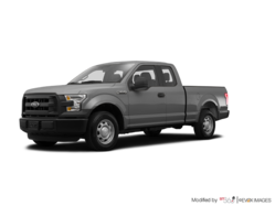 2016 FORD TRUCKS F150 4X4 - SUPERCREW 502A