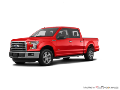 2016 FORD TRUCKS F-150 4WD SUPERCREW XLT 145¨