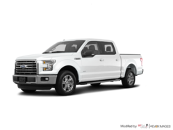 2016 FORD TRUCKS F-150 4WD SUPERCAB XLT 145¨