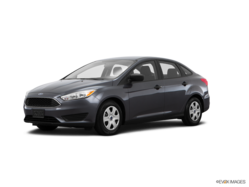 Ford Focus hatchback 401A  2016