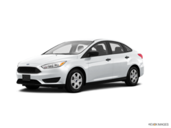 2016 Ford Focus hatchback 200A