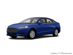 Ford Fusion 201A  2016