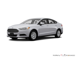 2016 Ford Fusion 201A
