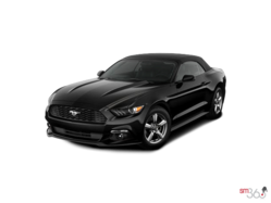 Ford Mustang convertible 400A  2016