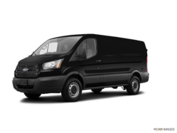 2016 Ford TRANSIT CONNECT XLT CARGO DUAL SLIDING DOOR w/o 2nd Row & Rear Door Glass