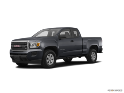 2016 GMC CANYON 2WD CREW CAB BASE SHORT BOX (2VL)