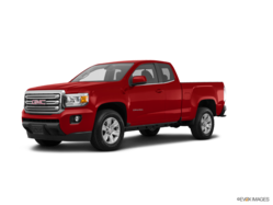 2016 GMC CANYON 4WD CREW CAB SLE LONG BOX (4LE)