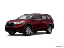 Toyota HIGHLANDER AWD LIMITED   2016