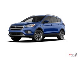 2017 Ford ESCAPE SE SE