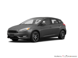 Ford Focus hatchback 200A  2017