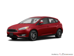 2017 Ford Focus hatchback 200A