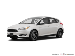 2017 Ford Focus hatchback 600A