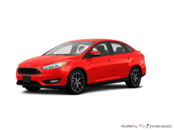 2017 Ford Focus sedan 250A
