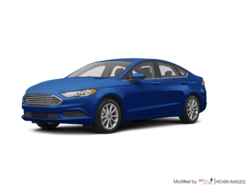 Ford Fusion 202A  2017
