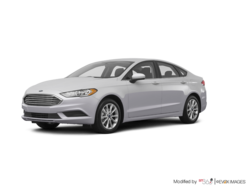 2017 Ford Fusion 201A