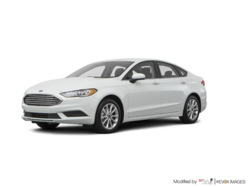2017 Ford Fusion 950A