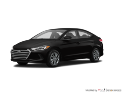 2017 Hyundai Elantra Sedan MT