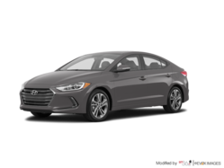 2017 Hyundai Elantra Sedan LTD