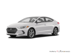 Hyundai Elantra Sedan MT  2017
