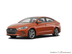 Hyundai Elantra Sedan ULTIMATE  2017