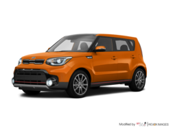 2017 Kia SOUL 1.6L SX TURBO TECH