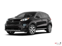 Kia SPORTAGE 2.0L SX TURBO TI CUIR BEIGE CANYON SX TURBO  2017