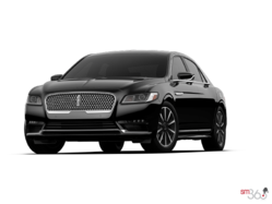 2017 Lincoln Continental ULTRA
