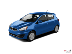 2017 Mitsubishi MIRAGE ES ENSEMBLE PLUS ES