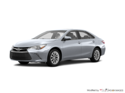 2017 Toyota Camry CAMRY LE ATM