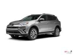 Toyota RAV4 AWD LIMITED Limited  2017